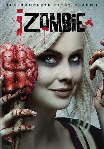 iZombie: The Complete First Season 883929486526