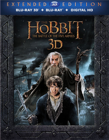 The Hobbit: The Battle of the Five Armies 883929486670