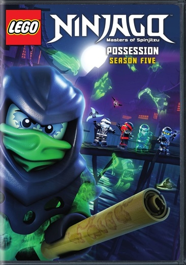 Lego Ninjago: Masters of Spinjitzu Season Five 883929487288
