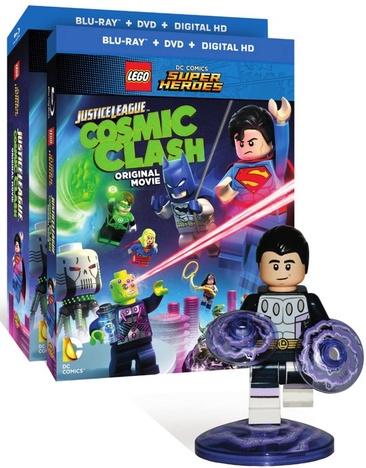 Lego DC Super Heroes: Justice League Cosmic Clash 883929487790