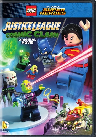 Lego DC Super Heroes: Justice League Cosmic Clash 883929487806