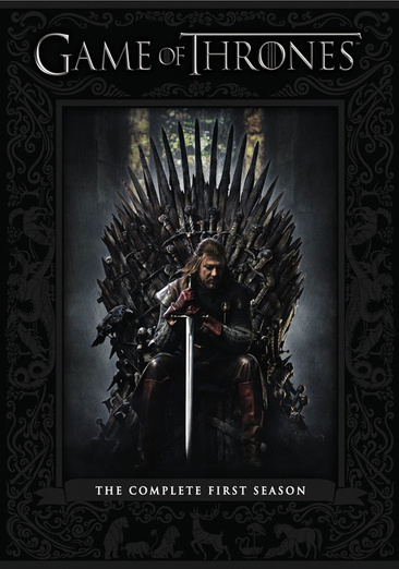 Game of Thrones: The Complete First Season 883929488353