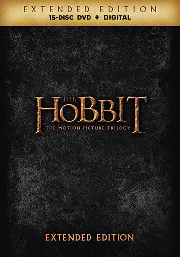 The Hobbit: The Motion Picture Trilogy 883929489350