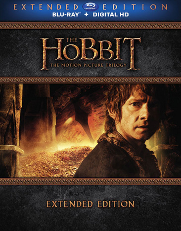 The Hobbit: The Motion Picture Trilogy 883929489374