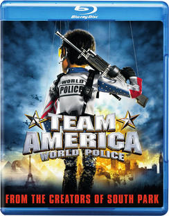 Team America: World Police 883929489886