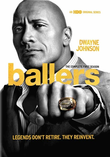 Ballers: The Complete First Season 883929514748