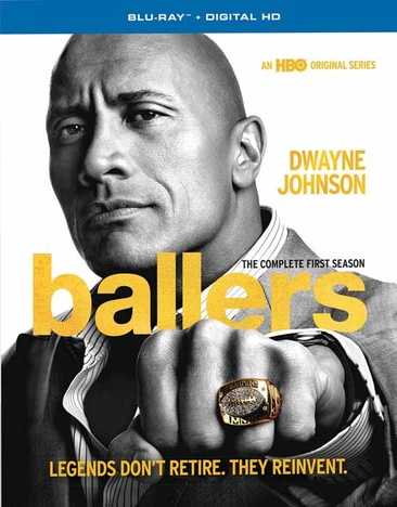 Ballers: The Complete First Season 883929514755