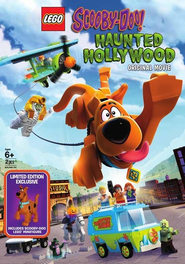 Lego Scooby: Haunted Hollywood 883929517008