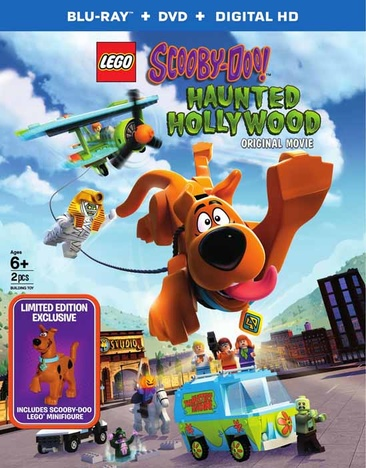 Lego Scooby: Haunted Hollywood 883929517169