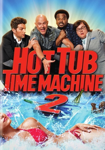 Hot Tub Time Machine 2 883929518210