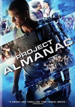 Project Almanac 883929518289