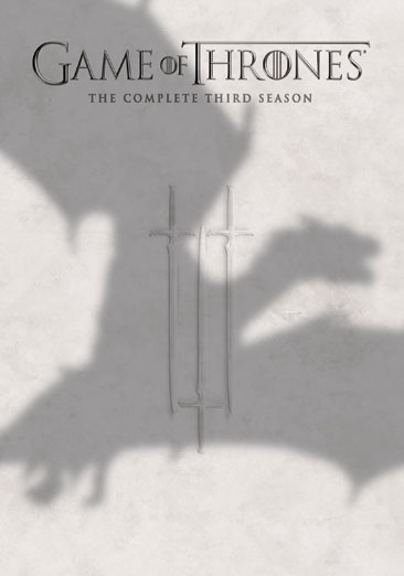 Game of Thrones: The Complete Third Season 883929520268