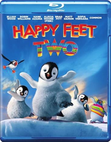 Happy Feet Two 883929523740