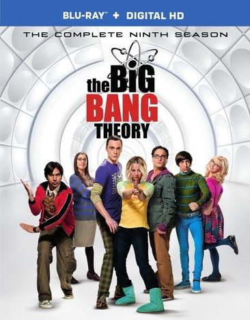 The Big Bang Theory: The Complete Ninth Season 883929524143