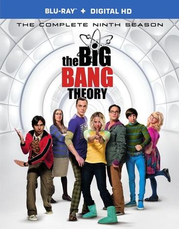 The Big Bang Theory: The Complete Ninth Season 883929524143