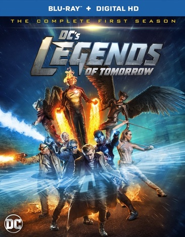 DC's Legends of Tomorrow: The Complere First Season 883929524198