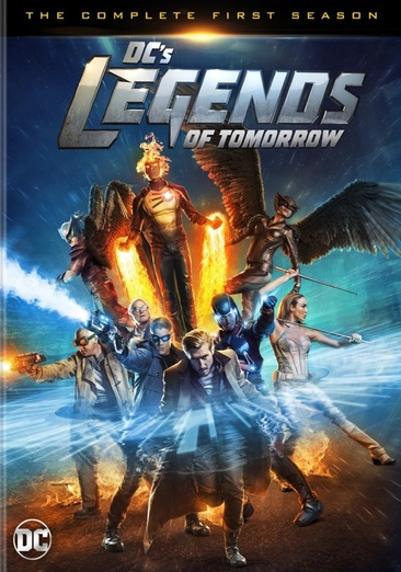 DC's Legends of Tomorrow: The Complere First Season 883929524259