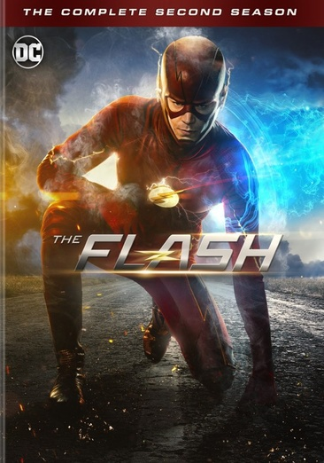The Flash: The Complete Second Season 883929524433