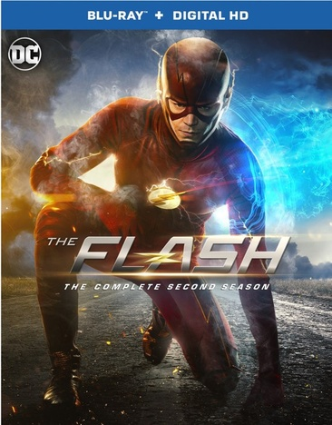 The Flash: The Complete Second Season 883929524440