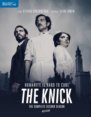 The Knick: The Complete Second Season 883929532209