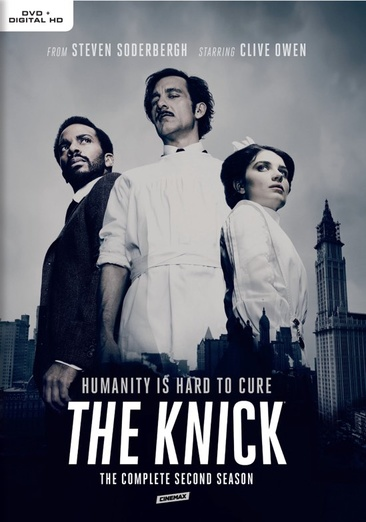The Knick: The Complete Second Season 883929532223