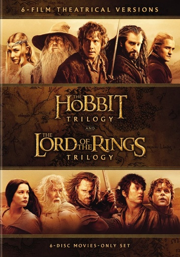 Middle-earth Theatrical Collection 883929532681