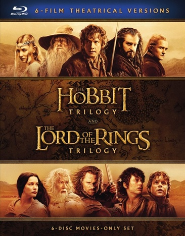 Middle-earth Theatrical Collection 883929532698