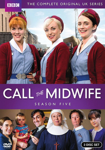 Call The Midwife: Season 5 883929532841