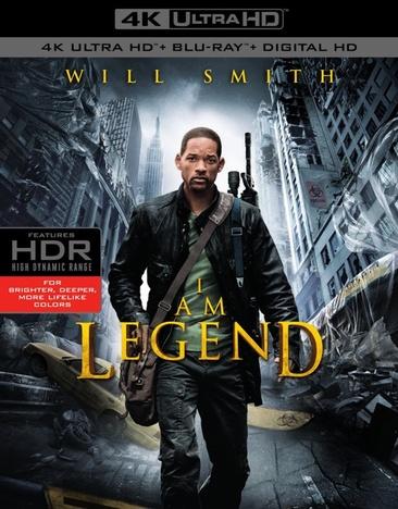 I Am Legend 883929535002