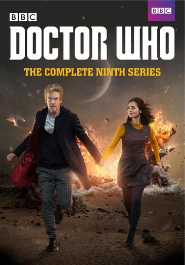 Doctor Who: The Complete Ninth Series 883929536177