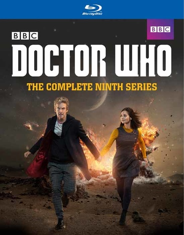 Doctor Who: The Complete Ninth Series 883929536184