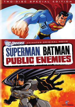 Superman/Batman: Public Enemies 883929537372