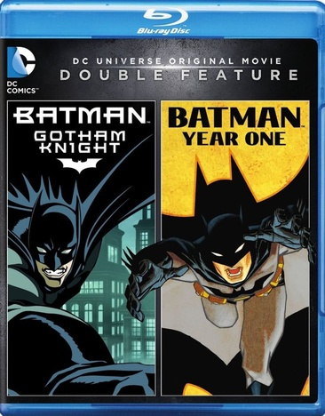 Batman: Gotham Knight / Batman: Year One 883929538485