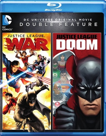 Justice League: Doom / Justice League: War 883929538492