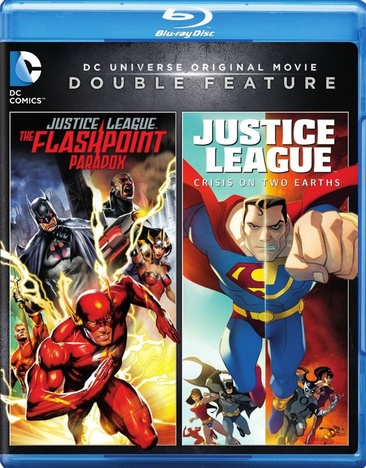 Justice League: The Flashpoint Paradox / Justice League: Crisis on Two Earths 883929538515