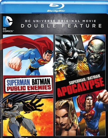 Superman / Batman: Public Enemies / Superman / Batman: Apocalypse 883929538652