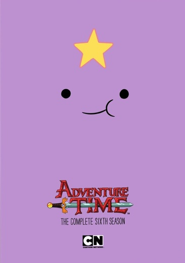 Adventure Time: The Complete Sixth Season 883929541911