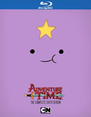 Adventure Time: The Complete Sixth Season 883929541928