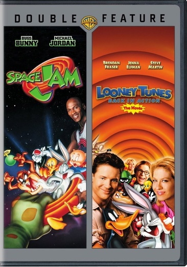 Space Jam / Looney Tunes: Back In Action 883929546022