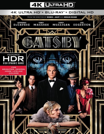 The Great Gatsby 883929550883