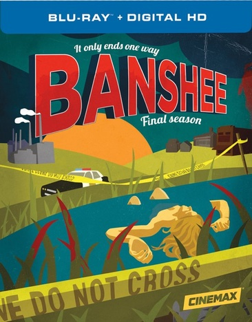 Banshee: The Complete Fourth Season 883929551040