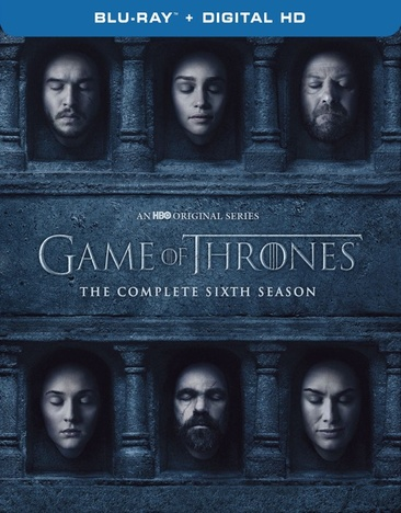 Game of Thrones: The Complete Sixth Season 883929551156