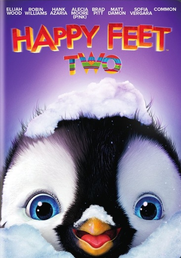Happy Feet Two 883929555994