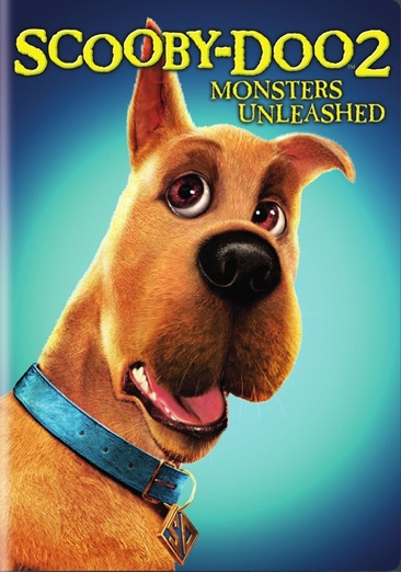 Scooby Doo 2: Monsters Unleashed 883929556052