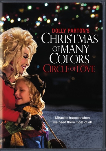 Dolly Parton's Christmas of Many Colors: Circle of Love 883929562220