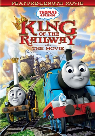 Thomas & Friends: King of the Railway - The Movie 884487113718