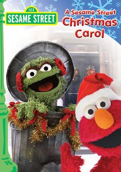 Sesame Street: A Sesame Street Christmas Carol 891264001045