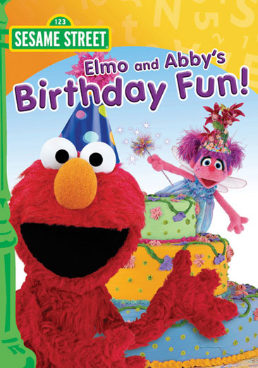 Sesame Street: Elmo & Abby's Birthday Fun 891264001397