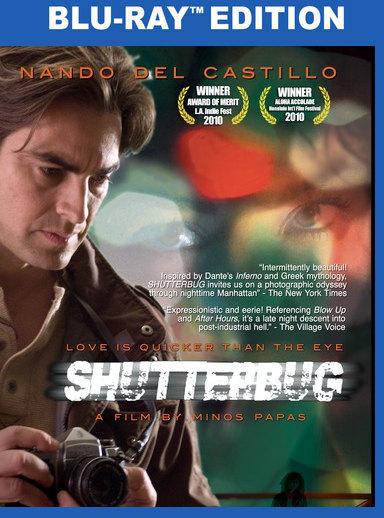 Shutterbug  [Blu-ray] 013964640991