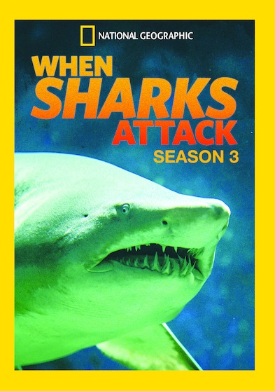 When Sharks Attack Season 3 024543315285